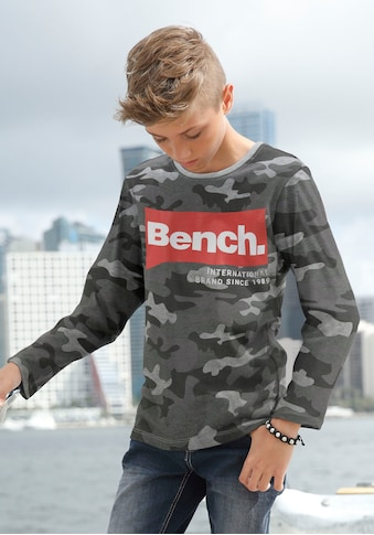 Bench. Langarmshirt kaufen