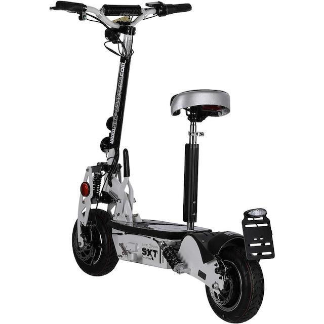 SXT Scooters E-Scooter »SXT 1000 XL EEC«, 1350 Watt, 40 km/h