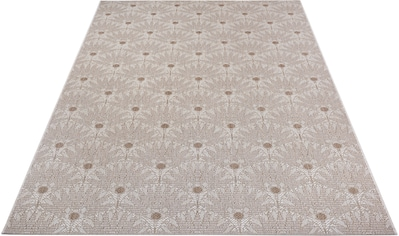 Leonique Teppich »Kaia«, rechteckig, 3 mm Höhe, Wohnzimmer, In- und Outdoor geeignet kaufen