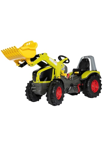 Rolly Toys Tretfahrzeug »Premium Claas Axion 960«, Kindertraktor mit Lader und Bremse kaufen