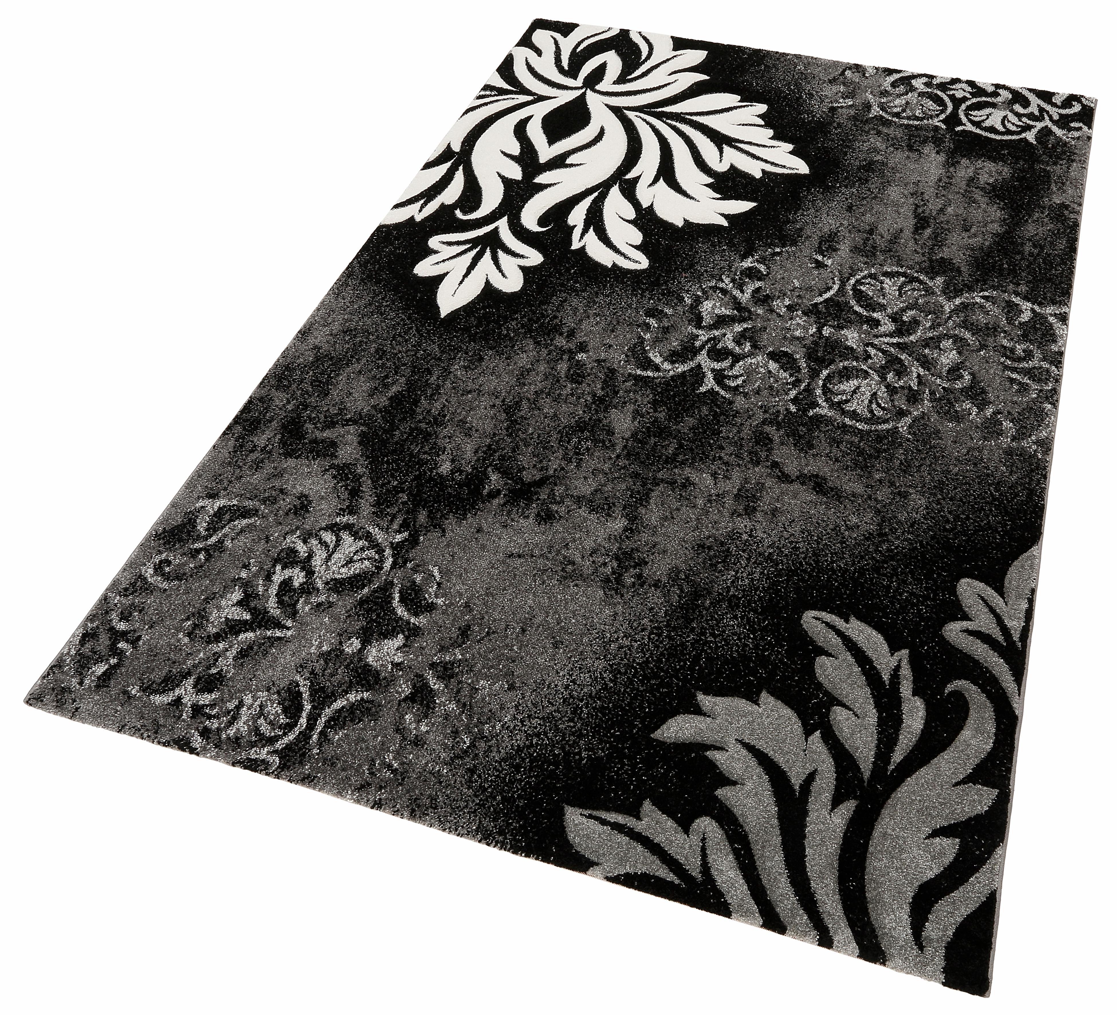 Teppich DORDOGNE merinos rechteckig Höhe 13 mm maschinell gewebt