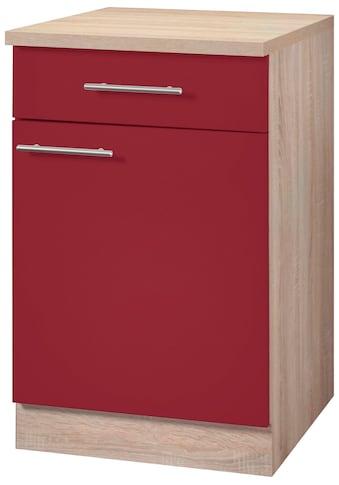 wiho Küchen Unterschrank »Montana«, 60 cm breit kaufen