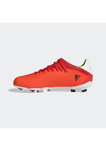 adidas Performance Fußballschuh »X SPEEDFLOW.3 FIRM GROUND P3 KIDS UNISEX« kaufen