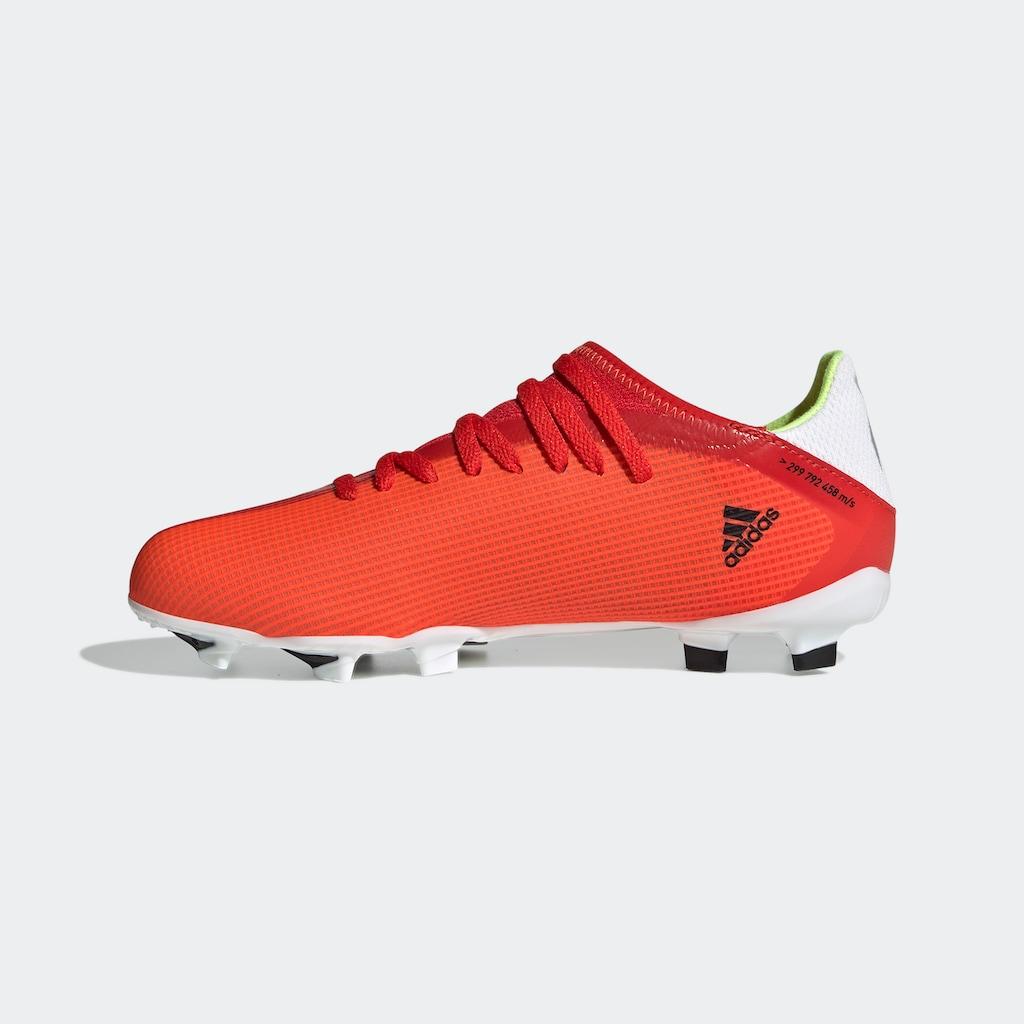 adidas Performance Fußballschuh »X SPEEDFLOW.3 FIRM GROUND P3 KIDS UNISEX«