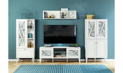Home affaire Wandregal »Tropical«, im außergewöhnlichen Design kaufen