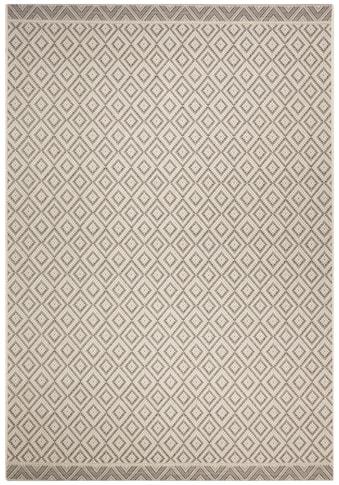andas Teppich »Evie«, rechteckig, 4 mm Höhe, In- und Outdoor geeignet, Wohnzimmer kaufen