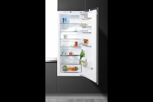 Side By Side Kühlschrank Vollintegriert : Bosch vollintegrierbar einbau kühlschrank kir51ad40 140 cm hoch