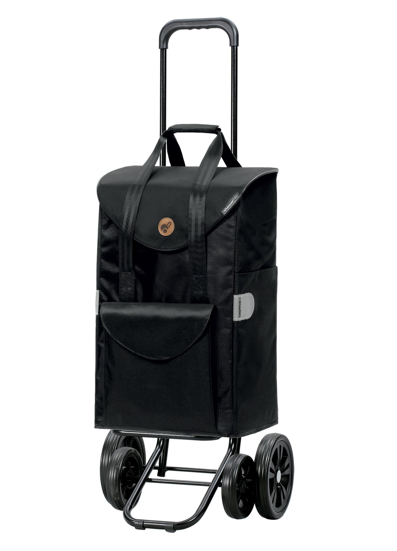 Andersen Einkaufstrolley Quattro Shopper Senta, MADE IN GERMANY, 49 Liter | Taschen > Handtaschen > Einkaufstasche | Andersen