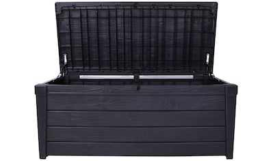 ONDIS24 Kissenbox »Brightwood«, Kissenbox mit Gasdruckfedern, 454 Liter, UV-beständig kaufen