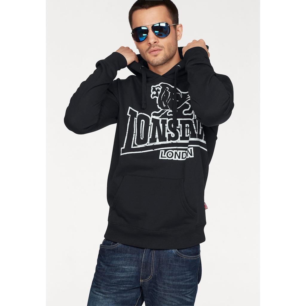 Lonsdale Kapuzensweatshirt »TADLEY«