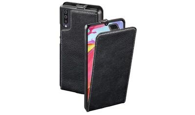 Hama Flap - Tasche Handy Hülle Samsung Galaxy A70 aufklappbar »Smartphone Schutzhülle schwarz« kaufen