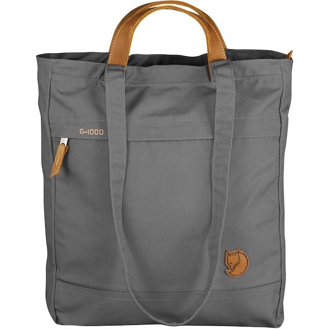 Fjällräven Shopper »Totepack No. 1, super grey«