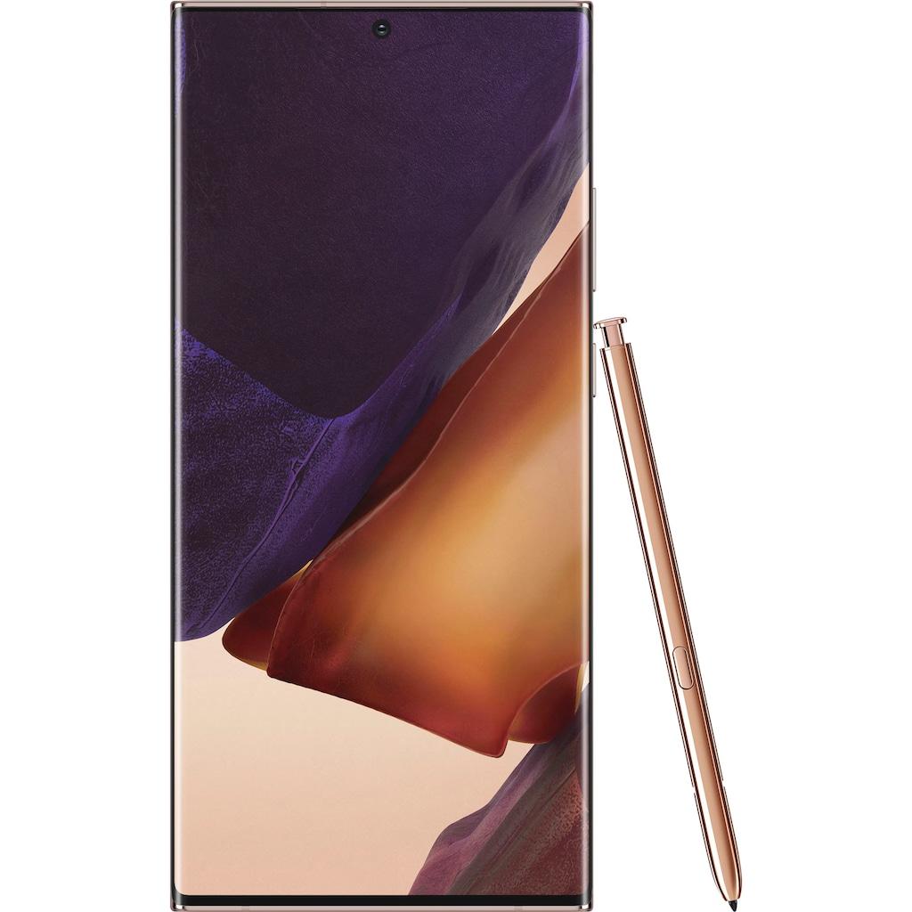 "Samsung Smartphone »Galaxy Note20 Ultra 5G«, (17,45 cm/6,9 "" 256 GB Speicherplatz, 108 MP Kamera)"