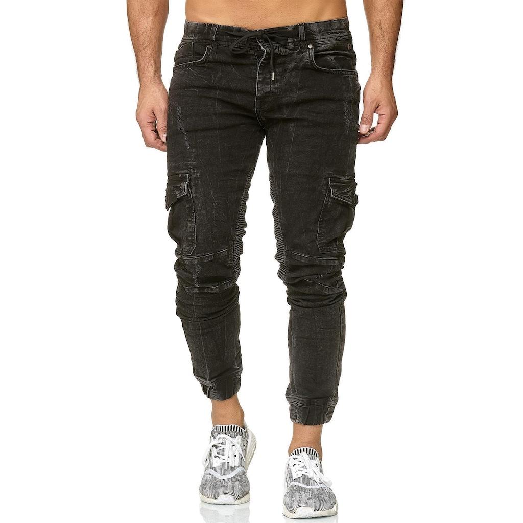 RedBridge Slim-fit-Jeans, im Used-Look
