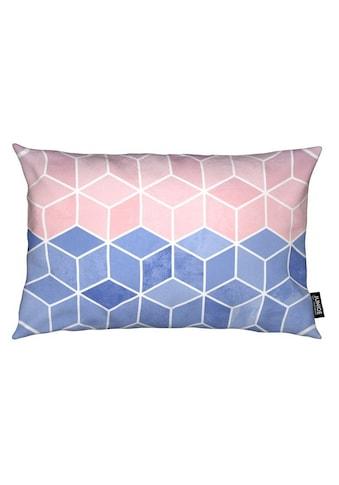 Dekokissen, »Rose Quartz and Serenity Cubes«, Juniqe kaufen