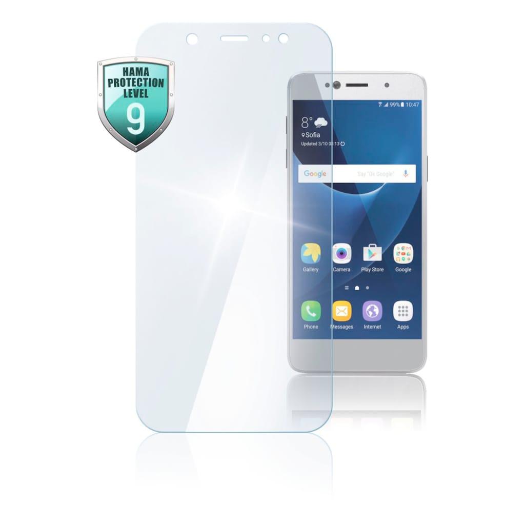Hama Displayschutz Panzerglas für Samsung Galaxy A30s / A50