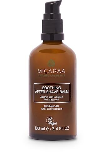 "MICARAA NATURAL COSMETICS After - Shave ""Balsam Damen"" kaufen"