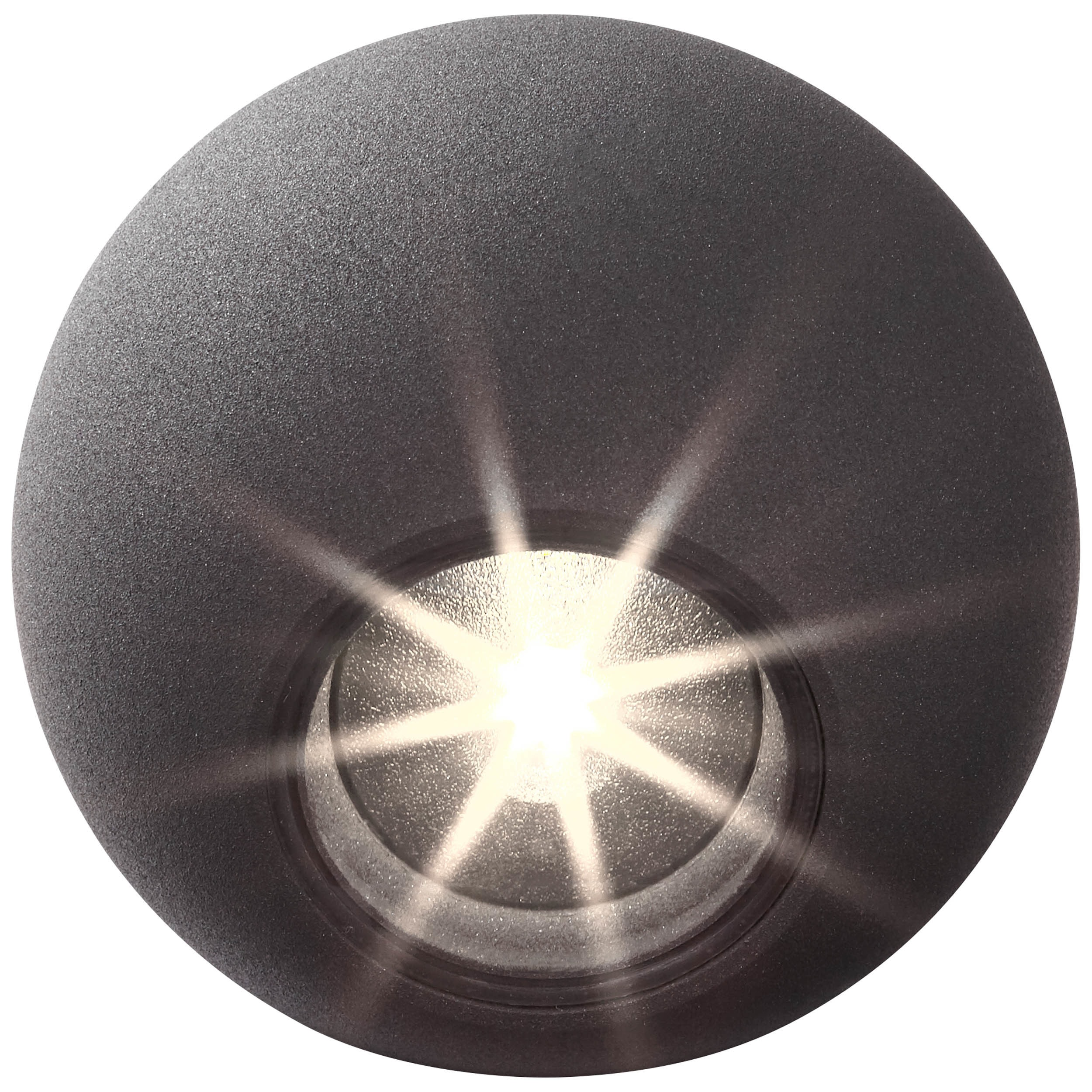 AEG Gus LED Außenwandleuchte 2flg anthrazit