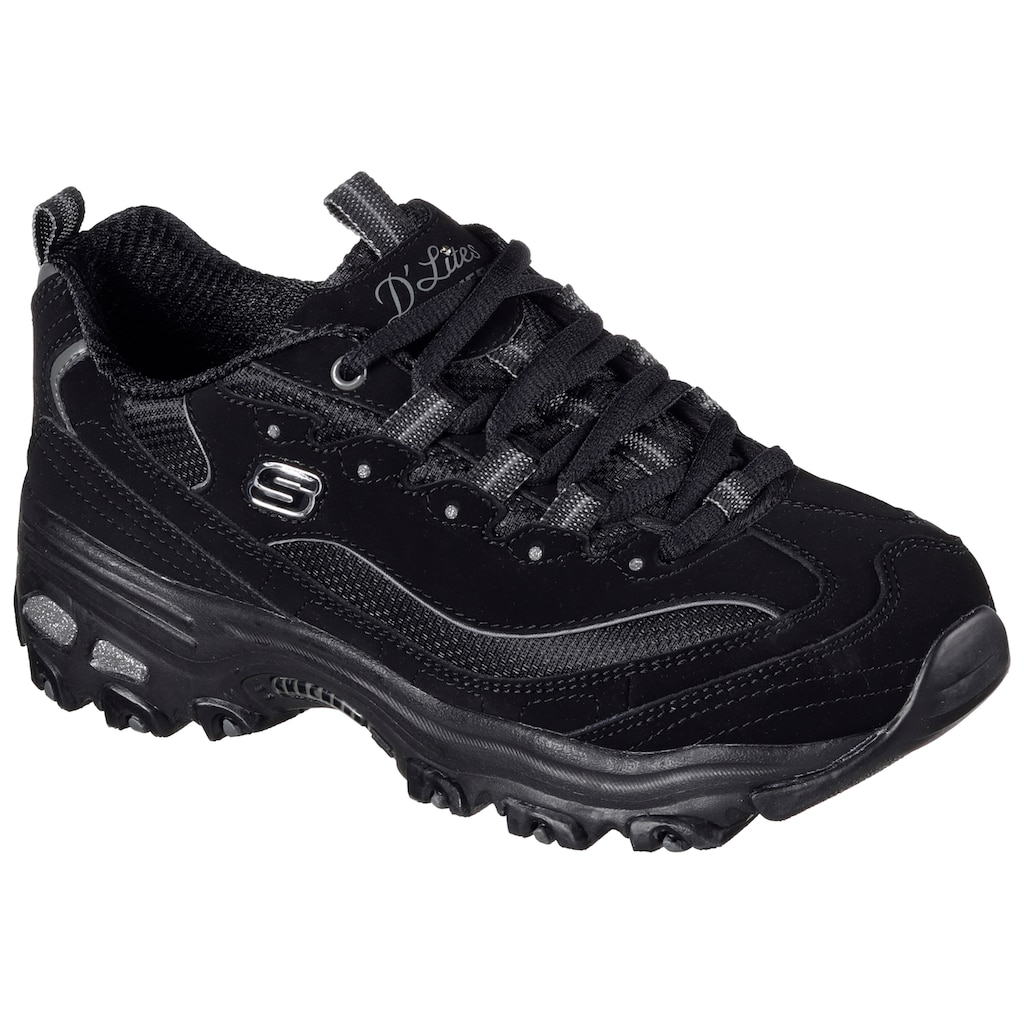 Skechers Sneaker »D´Lites - Biggest Fan«, im trendigen Chunky-Style