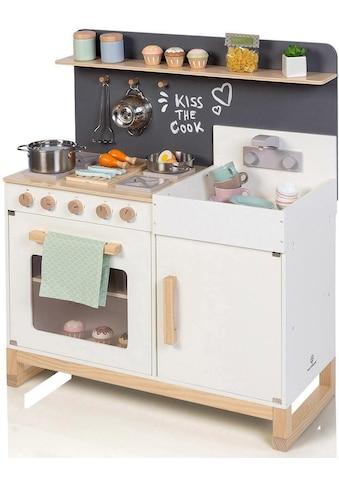 """MUSTERKIND® Spielküche """"Linum, weiß"""", Holz kaufen"""