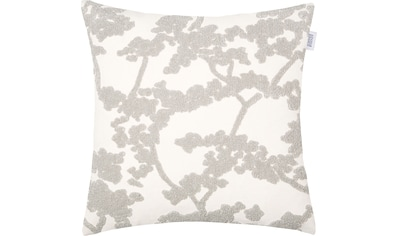 SCHÖNER WOHNEN-Kollektion Kissenbezug »Ida«, (1 St.), mit Blütenmotiv in angesagter... kaufen