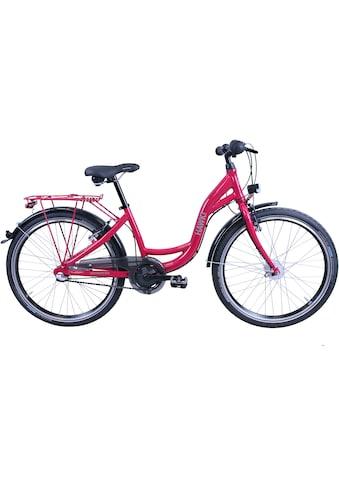 HAWK Bikes Jugendfahrrad »HAWK City Wave GIRLS«, Shimano, Nexus 3-Gang Schaltwerk kaufen