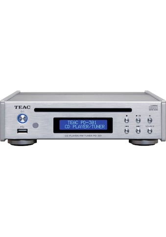 TEAC CD-Player »PD-301DAB-X«, UKW-Radio, USB-Medienplayer und DAB/UKW-Tuner kaufen