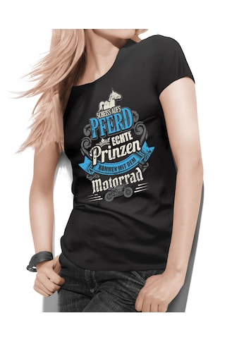 GASOLINE BANDIT® T - Shirt mit lustigem Print kaufen