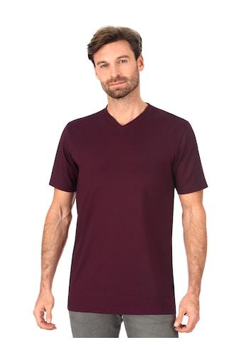 Trigema V - Shirt DELUXE Baumwolle kaufen