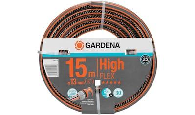 """GARDENA Gartenschlauch »Comfort HighFLEX, 18061 - 20«, 13 mm (1/2""""), 15 Meter kaufen"""