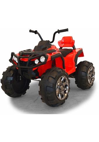 "Jamara Elektro - Kinderquad ""JAMARA KIDS Ride On Protector Quad rot 12V"" kaufen"