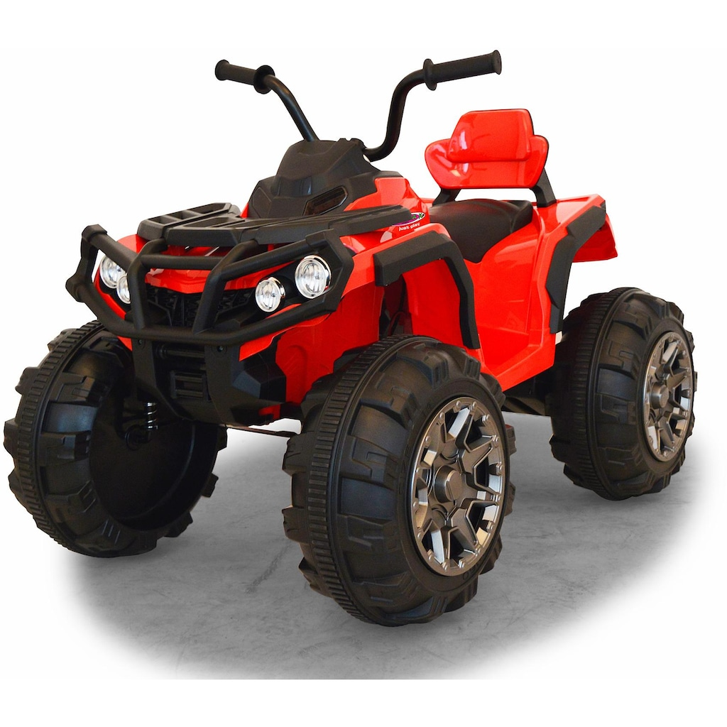 Jamara Elektro-Kinderquad »JAMARA KIDS Ride On Protector Quad rot 12V«, ab 3 Jahren, bis 30 kg