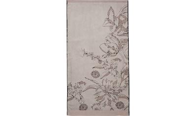 Essenza Handtücher »Malou«, (2 St.), mit floralem Muster kaufen