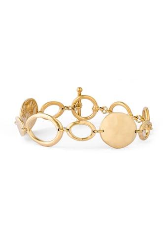 Pippa & Jean Armband »PJ400«, (1 tlg.), gelbvergoldet kaufen