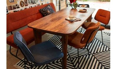 TOM TAILOR Esstisch »T-ELEPHANT TABLE«, aus Mangoholz, betont massive Beine, Breite... kaufen