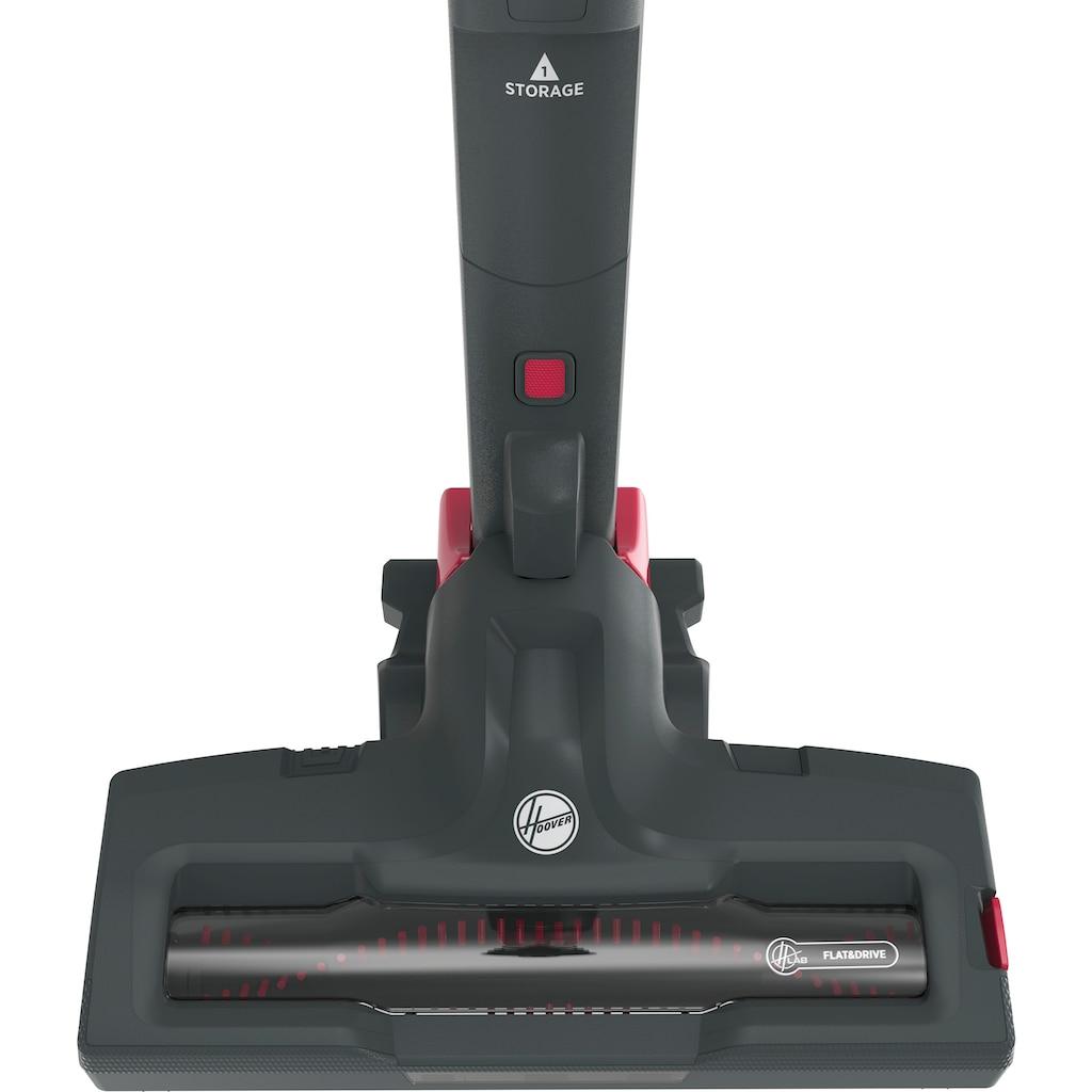 Hoover Akku-Hand-und Stielstaubsauger »Hoover H-FREE 500 Lite, HF522LHM«, 2 in 1, Laufzeit bis zu 40 Min., leicht, kompakt, motorisierte Düse mit LED