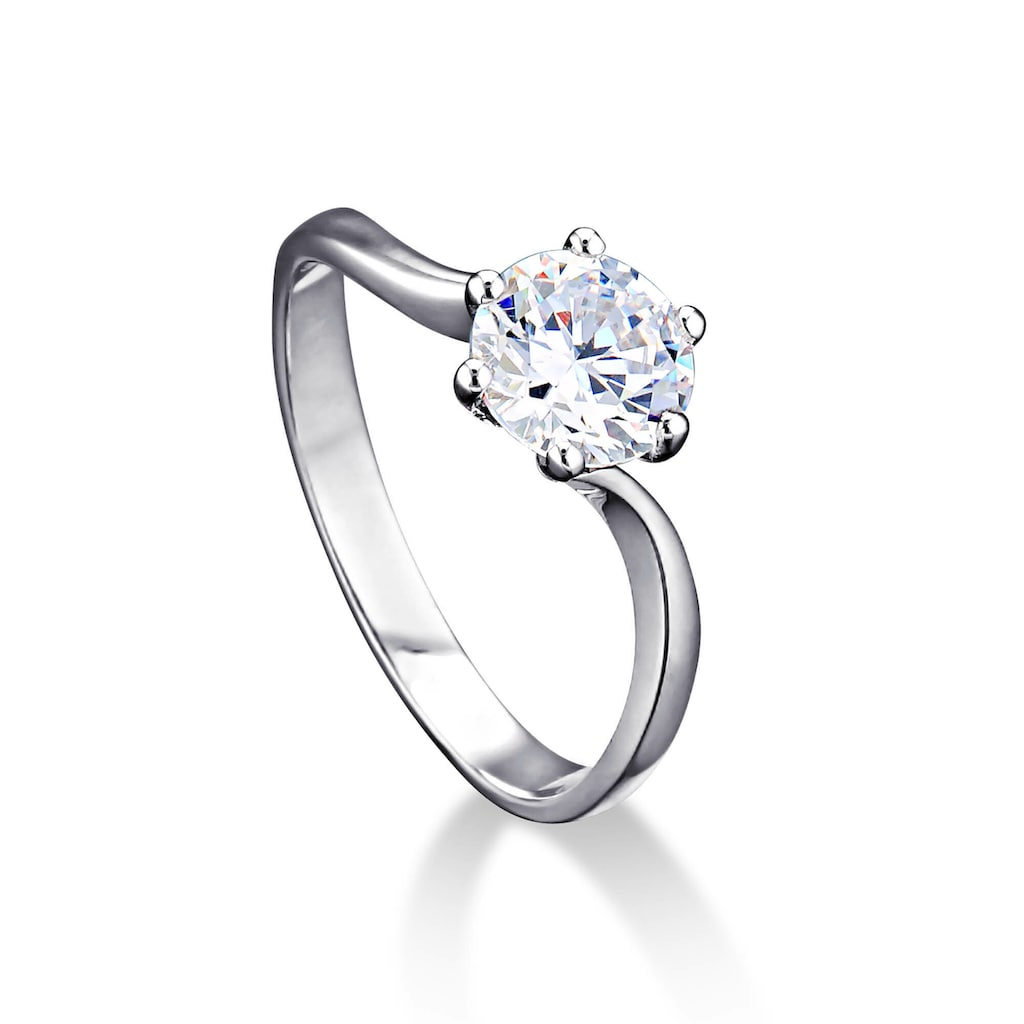 MONA MON'AMOUR Ring »925/- Sterling Silber mit Zirkonia«