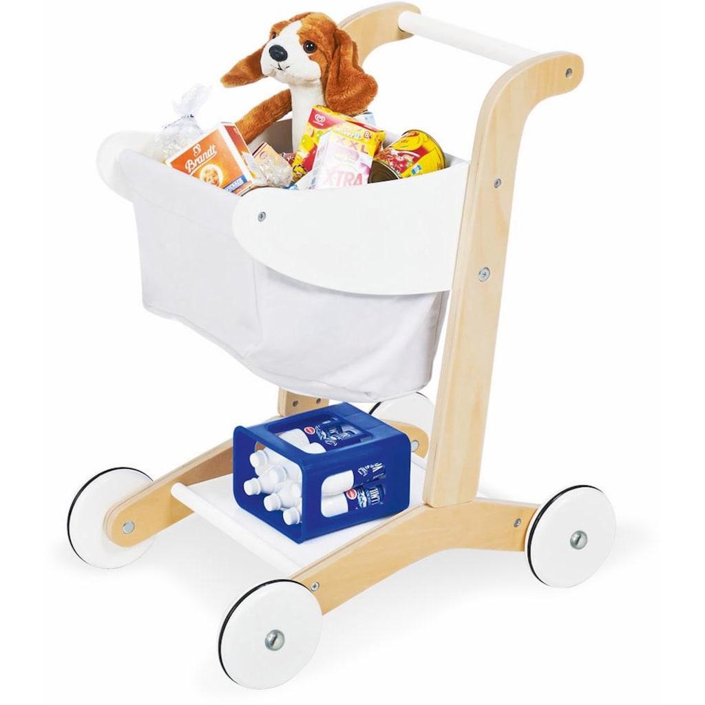 Pinolino® Spiel-Einkaufswagen »Erna«, aus Holz