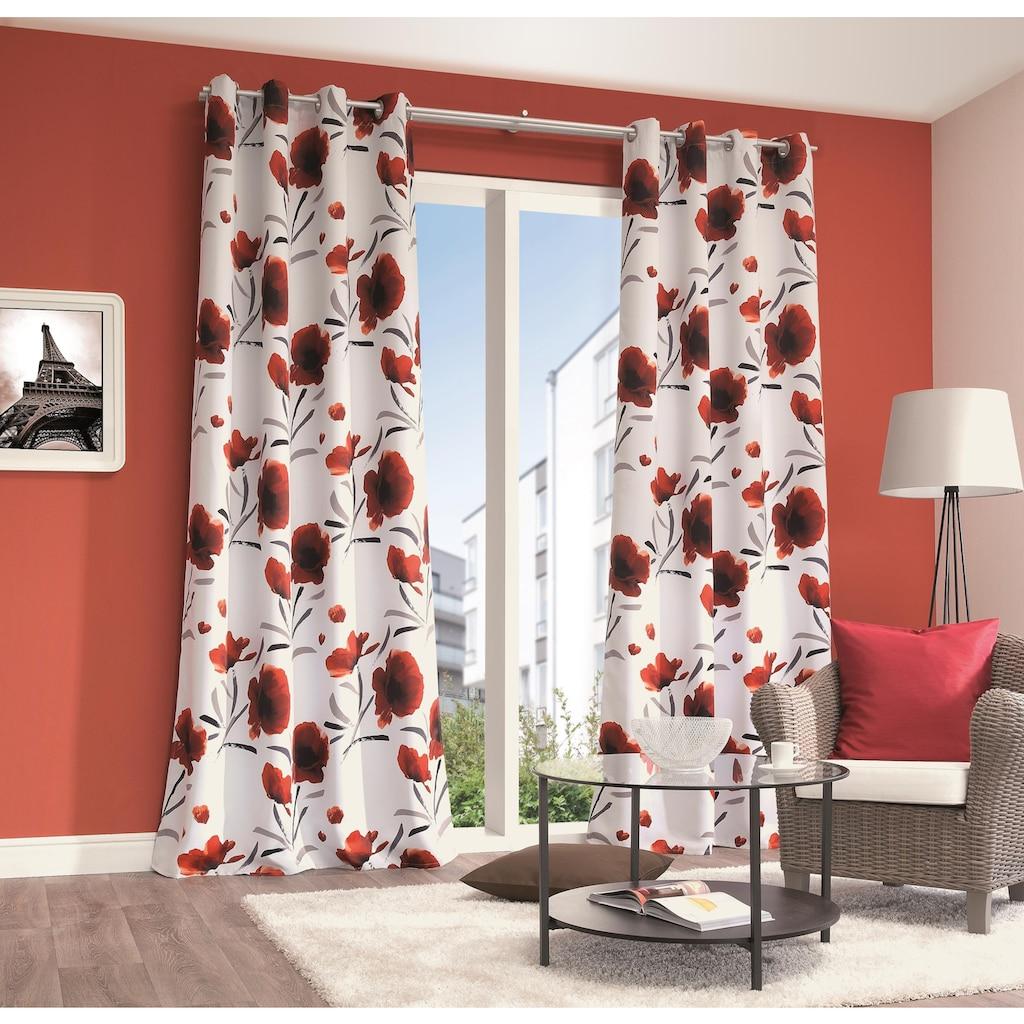 HOME WOHNIDEEN Vorhang »DAJANA«, HxB: 245x130