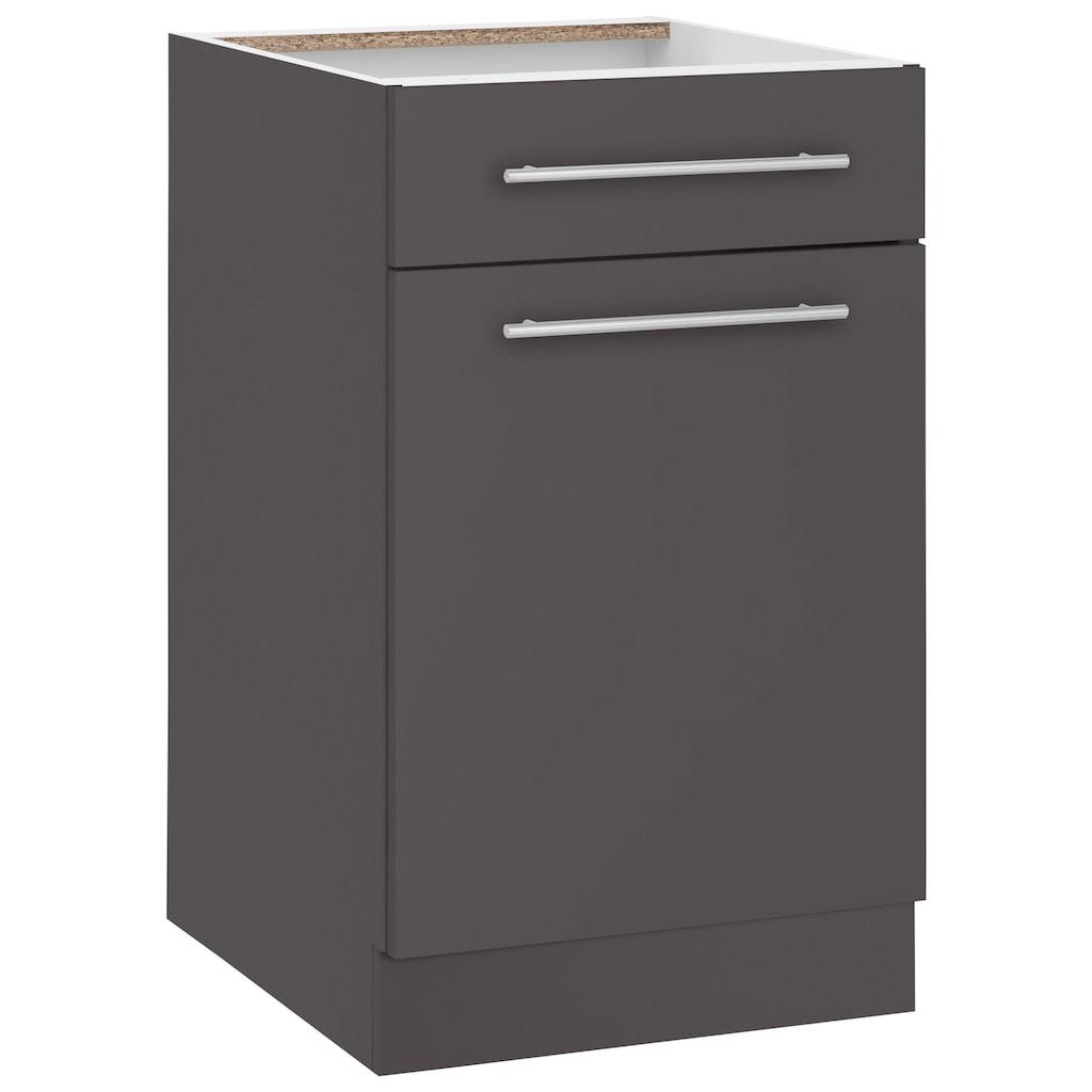wiho Küchen Unterschrank »Flexi2«, Breite 50 cm