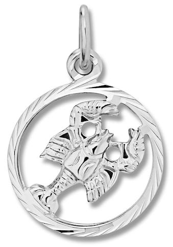ONE ELEMENT Kettenanhänger »Sternzeichen Anhänger Krebs aus 925 Silber« kaufen