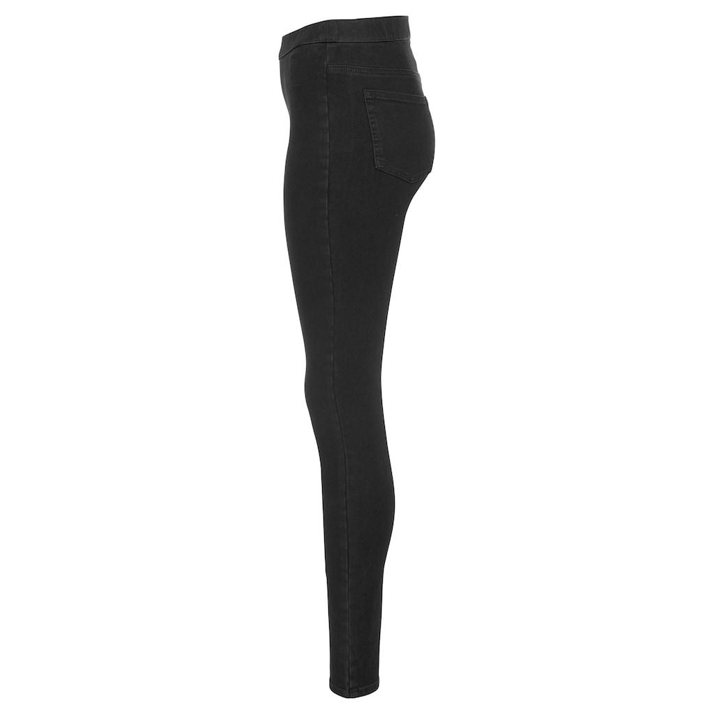 Arizona Jeansjeggings »Bi-Stretch - unendlich elastisch«, High Waist