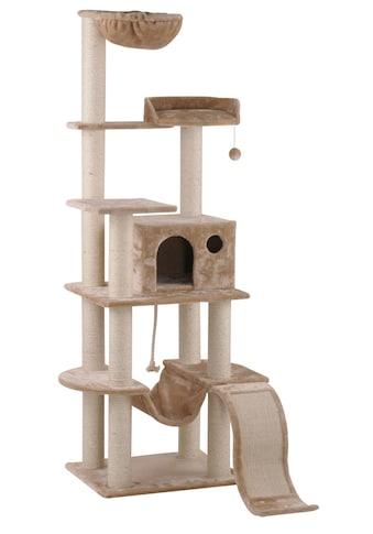 SILVIO DESIGN Kratzbaum »Jump«, BxTxH: 75x95x167 cm kaufen