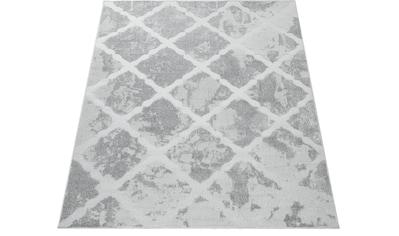 Paco Home Teppich »Stilo 859«, rechteckig, 13 mm Höhe, Hoch-Tief Struktur, In- und... kaufen