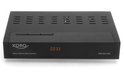 Xoro »HRM 7670 TWIN« DVB - T2 Receiver kaufen