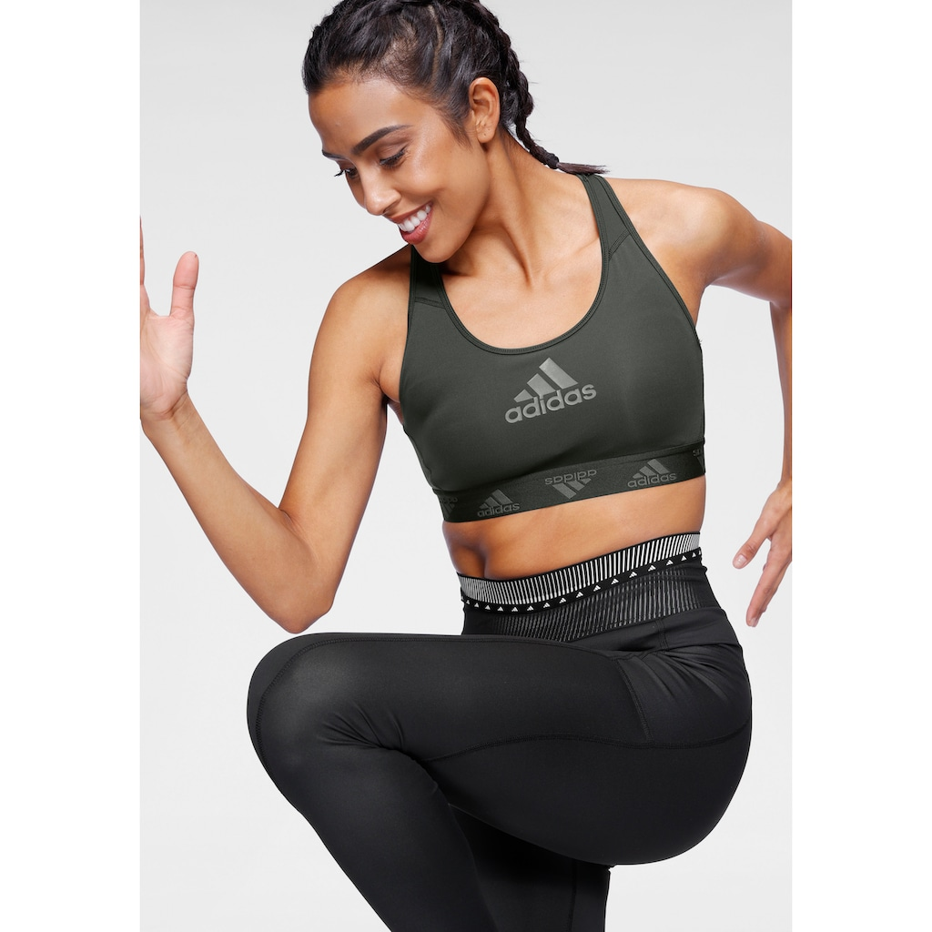 adidas Performance Sport-BH »DON'T REST ALPHASKIN BADGE OF SPORT«
