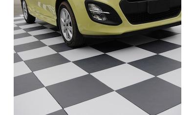 Bergo Flooring Terrassenplatten »Elite grau«, Klickfliesen 5 m² kaufen