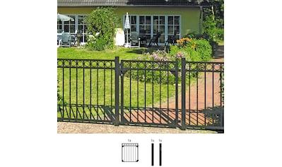 GAH ALBERTS Zaun - Einzeltür »Circle«, 100 cm hoch, 97 cm breit kaufen