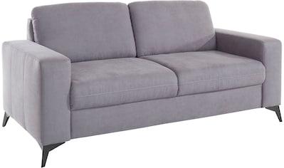 Places of Style 2,5-Sitzer »Lolland«, mit Federkern, auch mit abwischbarem Bezug kaufen