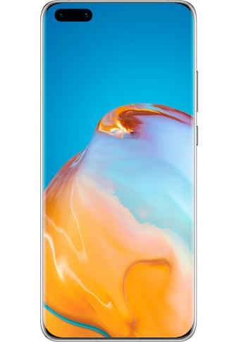 """Huawei Smartphone »P40 Pro«, (16,7 cm/6,58 """", 256 GB Speicherplatz, 50 MP Kamera), 24... kaufen"""